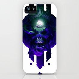 Hail Hydra 7 iPhone Case