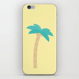 #99 Palm Tree iPhone Skin