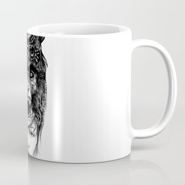 WolfGirl Second Coffee Mug