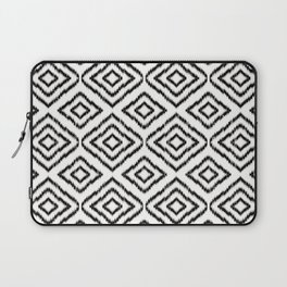 Sumatra in Black and White Laptop Sleeve