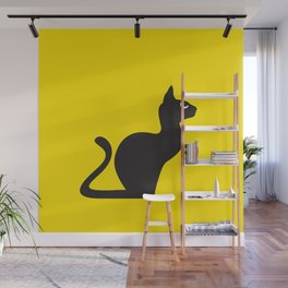 Angry Animals: Cat Wall Mural