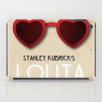 lolita iPad Cases featuring Lolita by Linda Hordijk