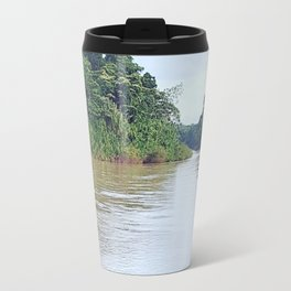 Amazonian River Travel Mug