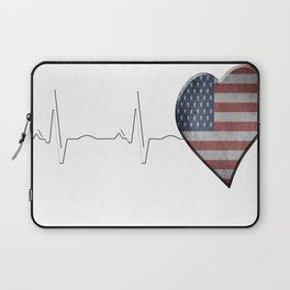 America Laptop Sleeve