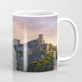 Castelo de Obidos, Estremadura, Portugal Coffee Mug
