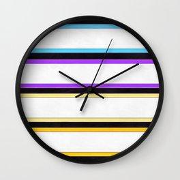 Timpanogos Wall Clock