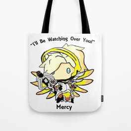 Mercy: Healer Tote Bag