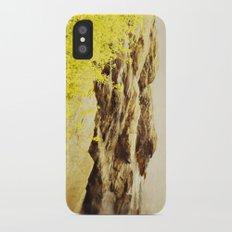 Sea Swept iPhone X Slim Case