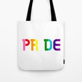 Pride graphic LGBTQ+ Tote Bag