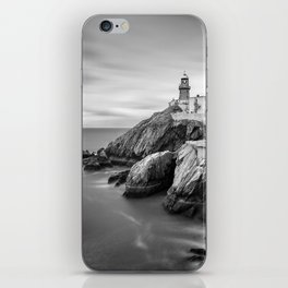 The Baily Lighthouse - Ireland  (RR112) iPhone Skin