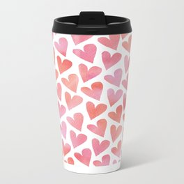 Hearty Metal Travel Mug
