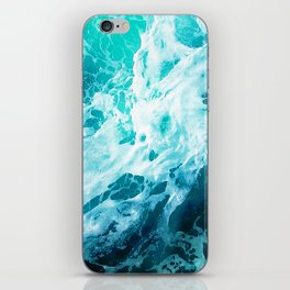 Out there in the Ocean iPhone Skin