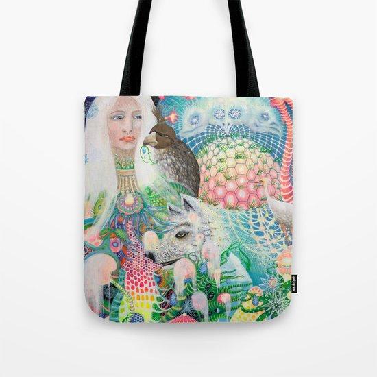 Spirit Fruit Tote Bag