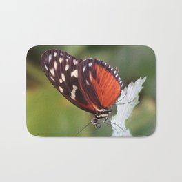 Disturbed Tigerwing Butterfly Bath Mat