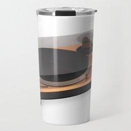 Golden Turntable Travel Mug