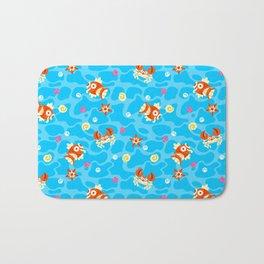 Bubble Beach Bath Mat