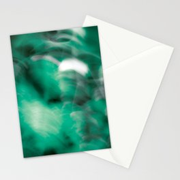 Green so Green Stationery Cards