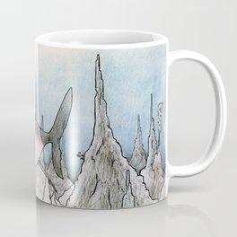 Shark Exploration Coffee Mug