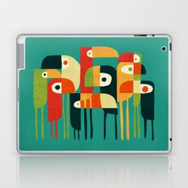 Toucan Laptop & iPad Skin