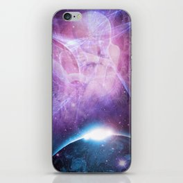 Earth Angels iPhone Skin