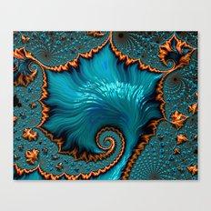 Ocean's Floor Canvas Print