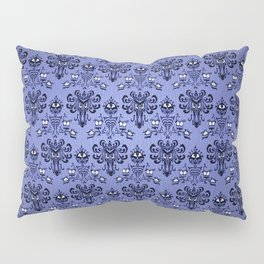 Beauty Haunted Mansion Wallpaper Stretching Room Pillow Sham