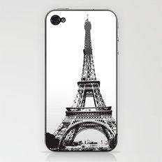 WE LOVE PARIS iPhone & iPod Skin