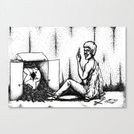Idought Vol. 1 - 10 Canvas Print