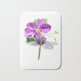 A Moment In Time by Teresa Thompson Bath Mat