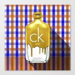 CK ONE GOLD_PA KAO MA01 Canvas Print