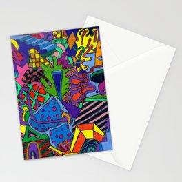hop skip Stationery Cards
