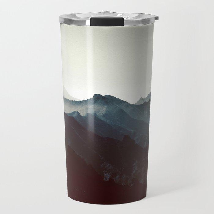 Montañas de Anaga Travel Mug