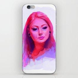 Vanity Pink iPhone Skin