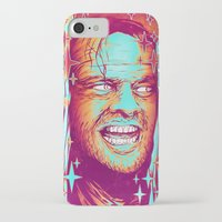 shining iPhone & iPod Cases featuring Shining by Retkikosmos