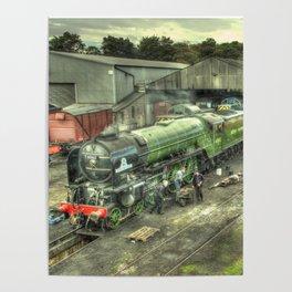 Tornado at Wansford Poster