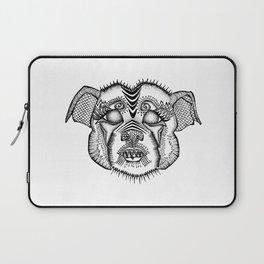 Staffie #1 Laptop Sleeve