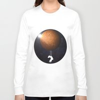 bruno mars Long Sleeve T-shirts featuring Mars by Cs025