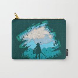 Breath of Warrior Carry-All Pouch