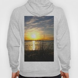 Estuary Sunset Hoody