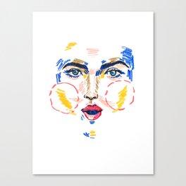Martha Canvas Print