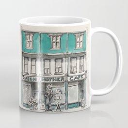Queen Mother Cafe Toronto Coffee Mug