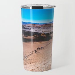 Valle de la Luna (Moon Valley) in San Pedro de Atacama, Chile 3 Travel Mug