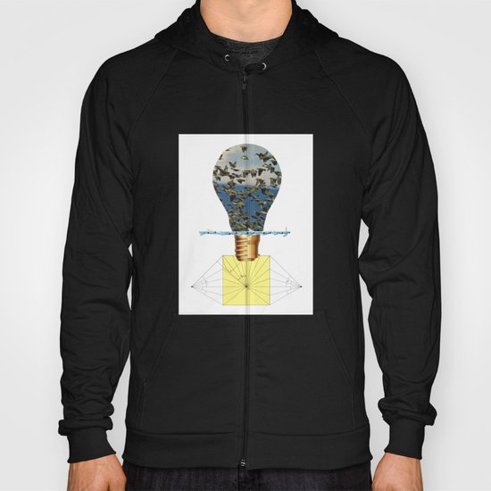 Ideas Come, Ideas Go Hoody