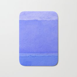 Blue City of Chefchaouen in Morocco Bath Mat