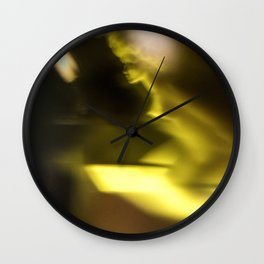 Kubrick's golden dreams Wall Clock