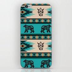 American Native Pattern No. 57 iPhone & iPod Skin
