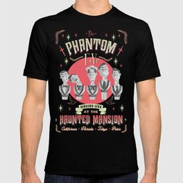 The Phantom five T-shirt