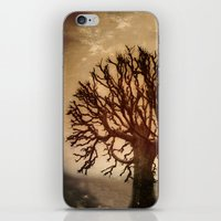 crown iPhone & iPod Skins featuring Crown by Armine Nersisian