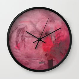 O Cravo e a Rosa Wall Clock