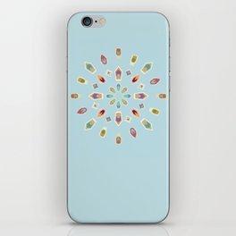 """Mandala """"Abstracted Boats"""" iPhone Skin"""